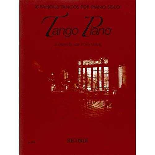 Solare, Maria Juan - Tango Piano: 10 Famous Tangos for Piano Solo - Preis vom 17.10.2019 05:09:48 h