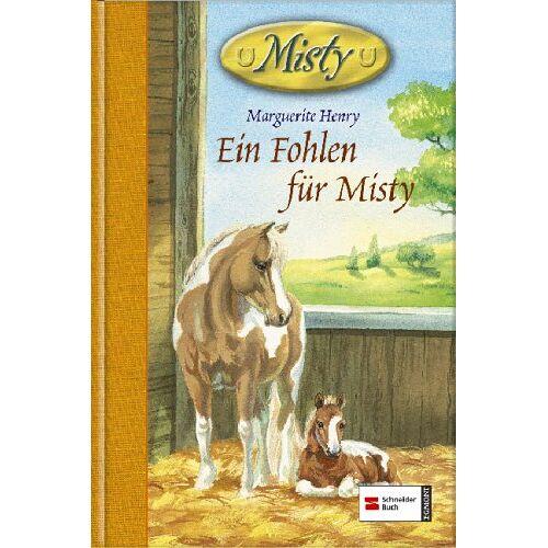 Marguerite Henry - Misty 03. Ein Fohlen für Misty - Preis vom 01.03.2021 06:00:22 h
