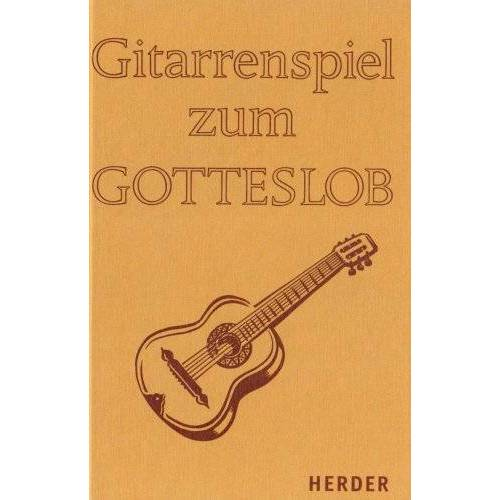 Kunibertas Dobrovolskis - Gitarrenspiel zum Gotteslob - Preis vom 16.05.2021 04:43:40 h