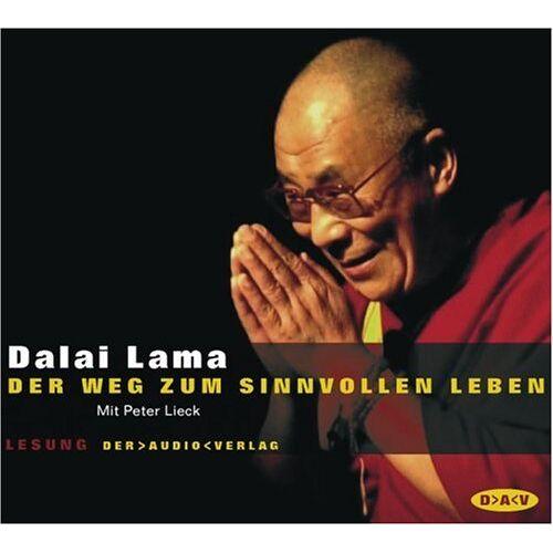 Dalai Lama - Der Weg zum sinnvollen Leben. 2 CDs - Preis vom 12.04.2021 04:50:28 h