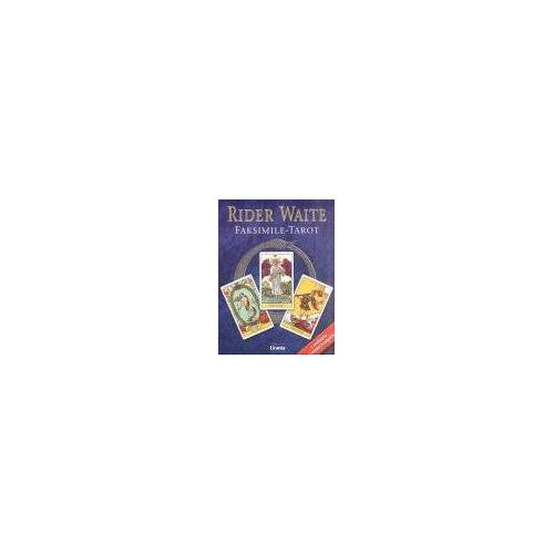 Waite, Arthur E. - Tarotkarten, Rider Waite, Faksimile-Tarot - Preis vom 11.05.2021 04:49:30 h