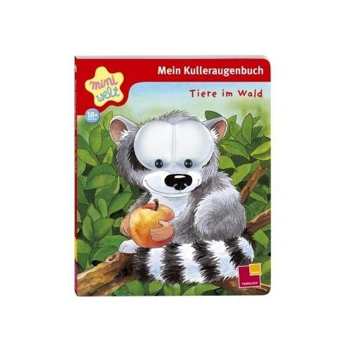 - Mein Kulleraugenbuch - Tiere im Wald - Preis vom 20.01.2021 06:06:08 h