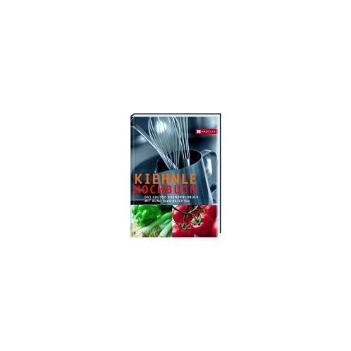 - Kiehnle Kochbuch: Das große Grundkochbuch mit rund 2.400 Rezepten - Preis vom 05.09.2020 04:49:05 h