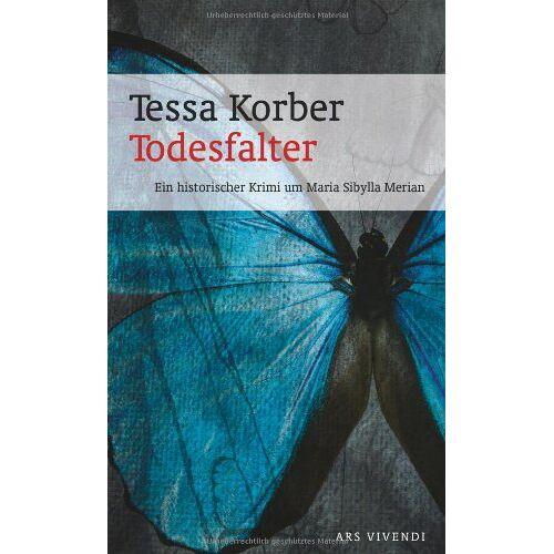 Tessa Korber - Todesfalter - Preis vom 08.05.2021 04:52:27 h