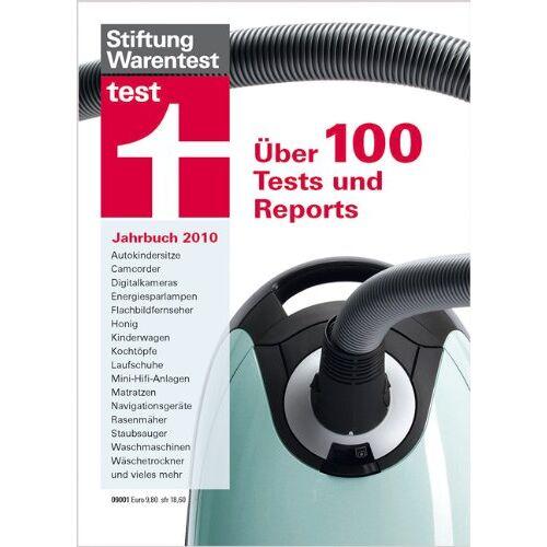 Stiftung Warentest - test Jahrbuch für 2010: Über 100 Tests und Reports - Preis vom 06.09.2020 04:54:28 h