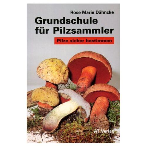 Dähncke, Rose Marie - Grundschule für Pilzsammler, Pilze sicher bestimmen - Preis vom 21.04.2021 04:48:01 h