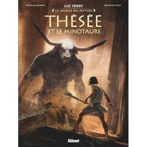 - Thésée et le minotaure - Preis vom 15.04.2021 04:51:42 h