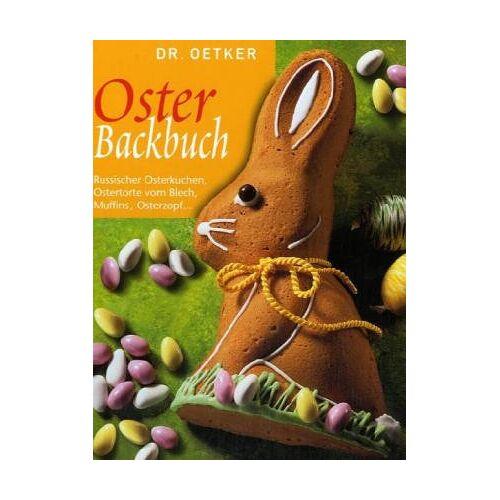 Oetker - Osterbackbuch - Preis vom 20.01.2021 06:06:08 h
