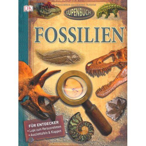 Lupe zum Herausnehmen - Lupenbuch: Fossilien - Preis vom 02.12.2020 06:00:01 h
