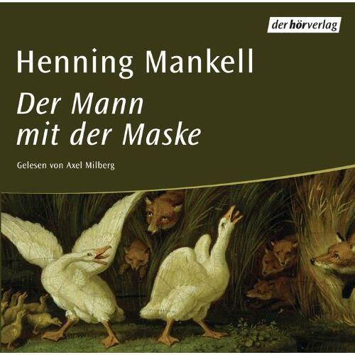 Henning Mankell - Der Mann mit der Maske - Preis vom 13.05.2021 04:51:36 h