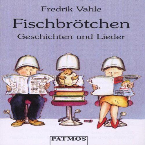 Fredrik Vahle - Fischbrötchen, 1 Cassette - Preis vom 21.10.2020 04:49:09 h