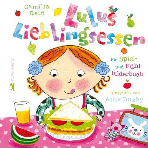 Camilla Reid - Lulus Lieblingsessen - Preis vom 23.10.2020 04:53:05 h