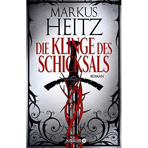 Markus Heitz - Die Klinge des Schicksals: Roman - Preis vom 20.10.2020 04:55:35 h