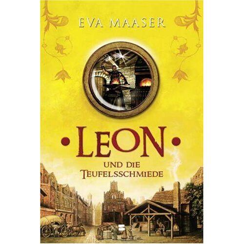 Eva Maaser - Leon 03. Leon und die Teufelsschmiede - Preis vom 05.09.2020 04:49:05 h