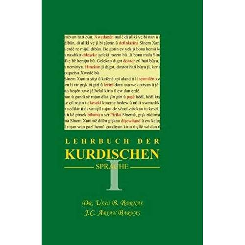 Usso B Barnas - Lehrbuch der Kurdischen Sprache 1 - Preis vom 05.09.2020 04:49:05 h