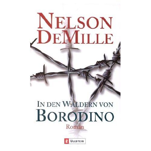 Nelson DeMille - In den Wäldern von Borodino - Preis vom 21.10.2020 04:49:09 h