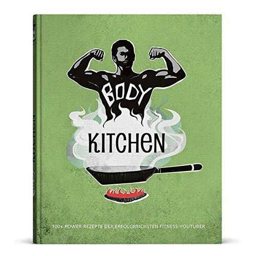 Flying Uwe - Body Kitchen - Das Fitness-Kochbuch: 100+ Power Rezepte der erfolgreichsten Fitness-YouTuber - Preis vom 20.10.2020 04:55:35 h