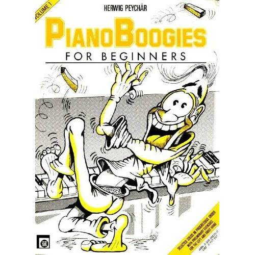 - Piano Boogies for Beginners 1. Klavier - Preis vom 16.01.2021 06:04:45 h