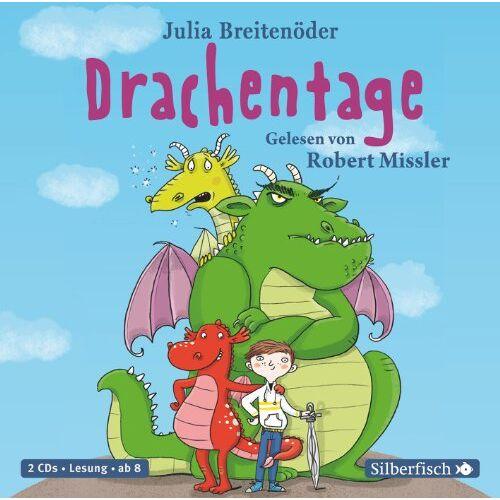 Julia Breitenöder - Drachentage: : 2 CDs - Preis vom 05.09.2020 04:49:05 h
