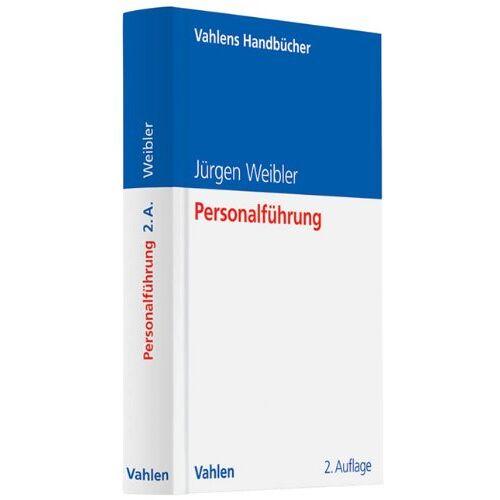 Jürgen Weibler - Personalführung - Preis vom 12.04.2021 04:50:28 h
