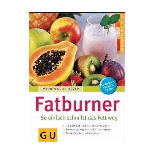 Marion Grillparzer - Fatburner - Preis vom 01.03.2021 06:00:22 h