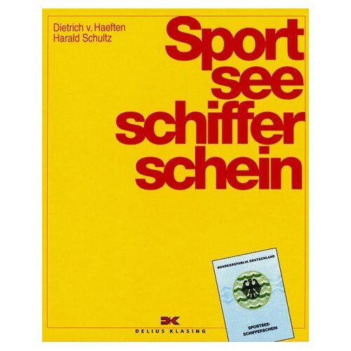 Haeften, Dietrich von - Sportseeschifferschein - Preis vom 26.03.2020 05:53:05 h