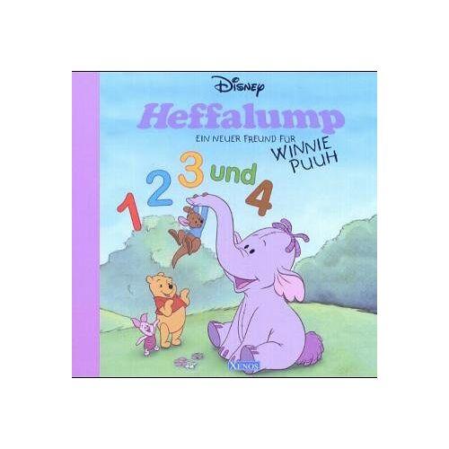 Disney Heffalump - 1, 2, 3 und 4: Ein neuer Freund für Winnie Puuh - Preis vom 16.04.2021 04:54:32 h