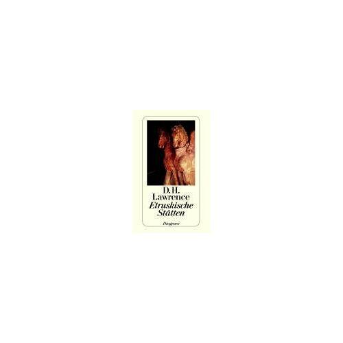 Lawrence, D. H. - Etruskische Stätten - Preis vom 20.10.2020 04:55:35 h