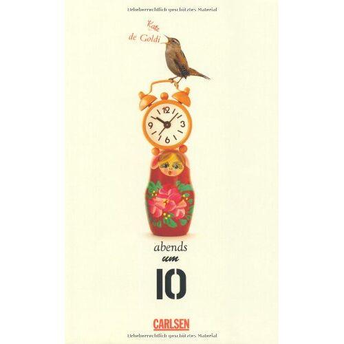 Kate De Goldi - abends um 10 - Preis vom 28.02.2021 06:03:40 h