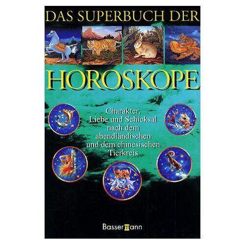 Erika Sauer - Das Superbuch der Horoskope - Preis vom 10.04.2021 04:53:14 h