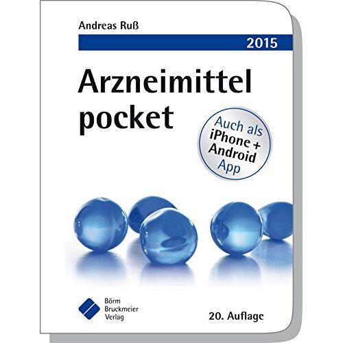 Andreas Ruß - Arzneimittel pocket 2015 - Preis vom 31.03.2020 04:56:10 h