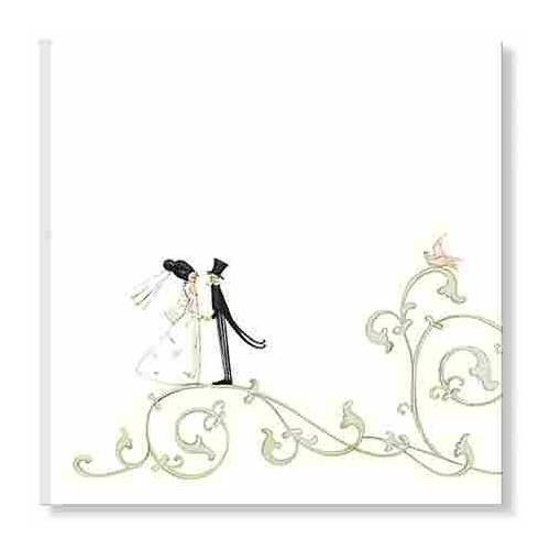 - Edel-Gästebuch Motiv Hochzeit Arabesk - Preis vom 22.01.2020 06:01:29 h