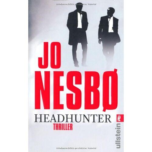 Jo Nesbo - Headhunter - Preis vom 18.04.2021 04:52:10 h