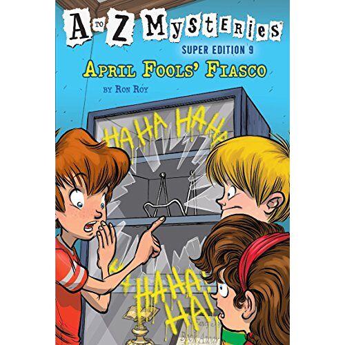Ron Roy - A to Z Mysteries Super Edition #9: April Fools' Fiasco - Preis vom 14.05.2021 04:51:20 h