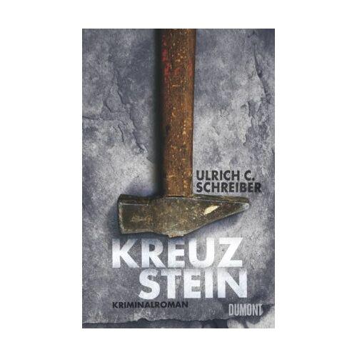Schreiber, Ulrich C. - Kreuzstein: Kriminalroman - Preis vom 24.02.2021 06:00:20 h