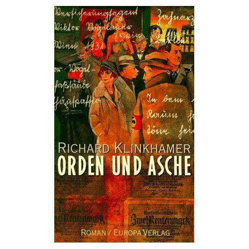 Richard Klinkhamer - Orden und Asche - Preis vom 20.10.2020 04:55:35 h