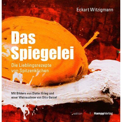 Eckart Witzigmann - Witzigmann, E: Spiegelei - Preis vom 13.11.2019 05:57:01 h