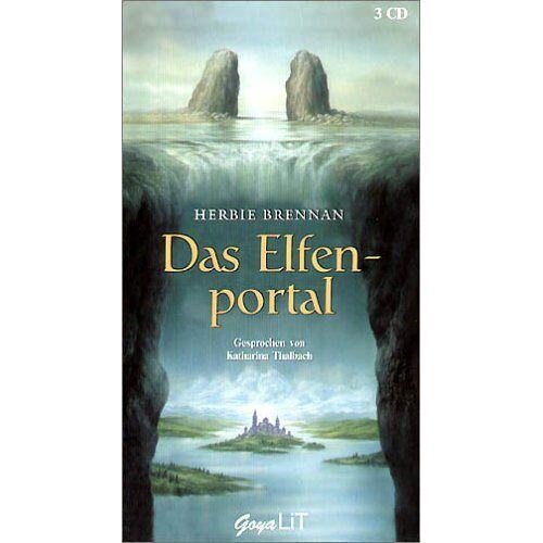 Herbie Brennan - Das Elfenportal. 3 CDs - Preis vom 06.05.2021 04:54:26 h