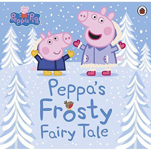 Peppa Pig - Peppa Pig: Peppa's Frosty Fairy Tale - Preis vom 15.11.2019 05:57:18 h