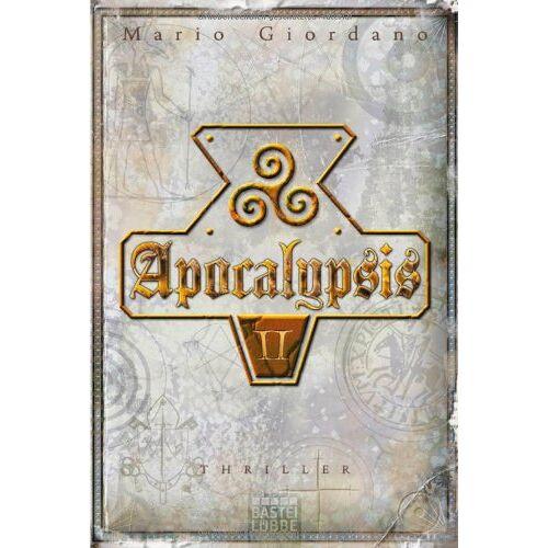 Mario Giordano - Apocalypsis II: Thriller - Preis vom 20.10.2020 04:55:35 h