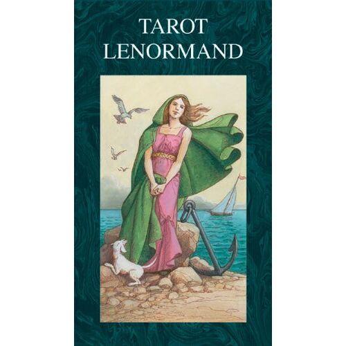 Lo Scarabeo - Lenormand Tarot: 78 Tarot-Karten im Standardformat - Preis vom 14.04.2021 04:53:30 h