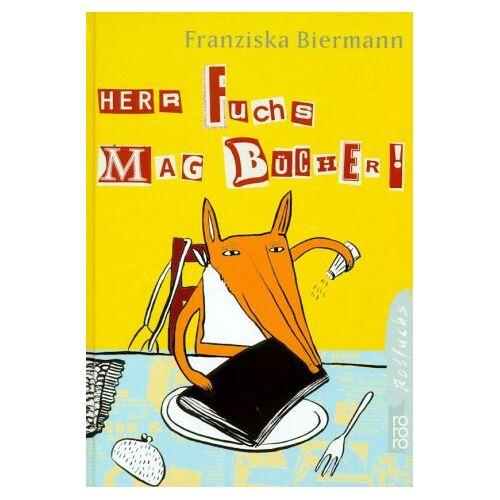 Franziska Biermann - Herr Fuchs mag Bücher! - Preis vom 28.02.2021 06:03:40 h