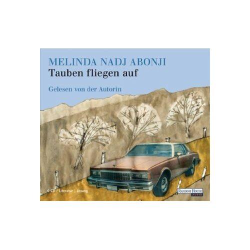 Melinda Nadj Abonji - Tauben fliegen auf - Preis vom 20.10.2020 04:55:35 h