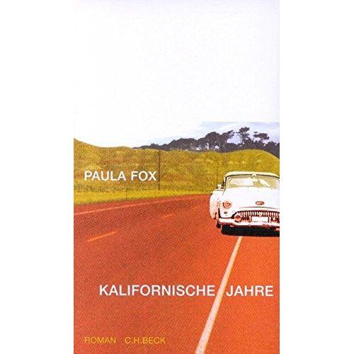 Paula Fox - Kalifornische Jahre: Roman - Preis vom 20.10.2020 04:55:35 h