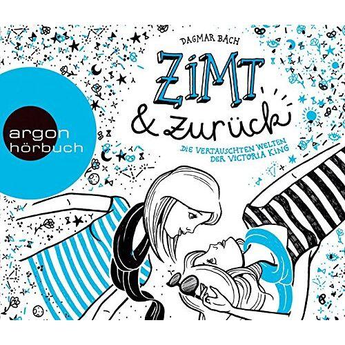 Dagmar Bach - Zimt und zurück - Preis vom 14.04.2021 04:53:30 h