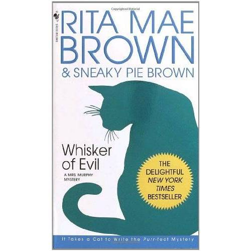 Brown, Rita Mae - Whisker of Evil - Preis vom 14.04.2021 04:53:30 h