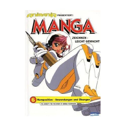 - Manga zeichnen, leicht gemacht, Bd.6, Komposition-Anwendungen und Übungen - Preis vom 25.02.2020 06:03:23 h