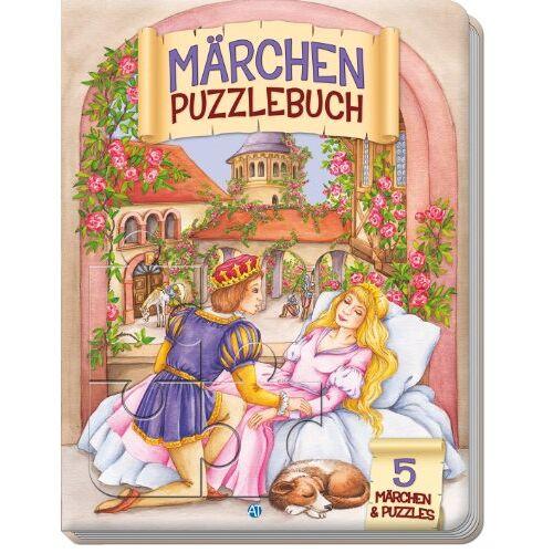 Edition Trötsch - Märchenpuzzlebuch - Preis vom 28.02.2021 06:03:40 h