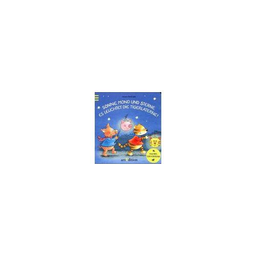 Annet Rudolph - Sonne, Mond und Sterne, es leuchtet die Tigerlaterne! - Preis vom 21.10.2020 04:49:09 h