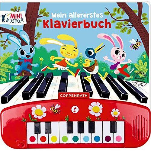 - Mein allererstes Klavierbuch (Mini-Musiker) - Preis vom 05.05.2021 04:54:13 h